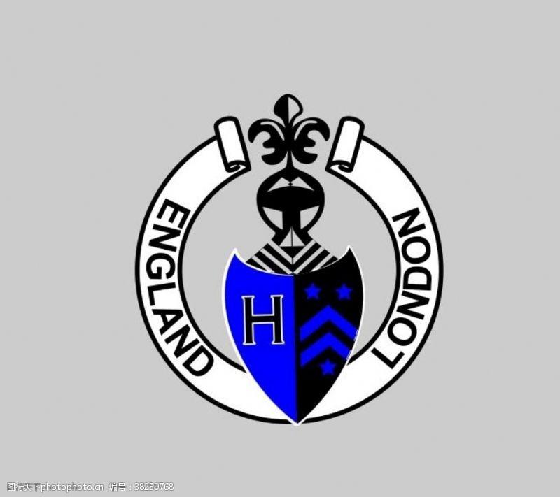 织唛古典盾牌章