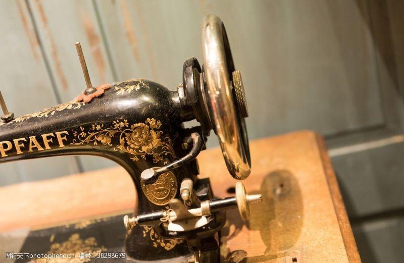 集邮缝纫机