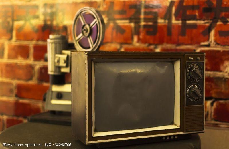 集邮电视机