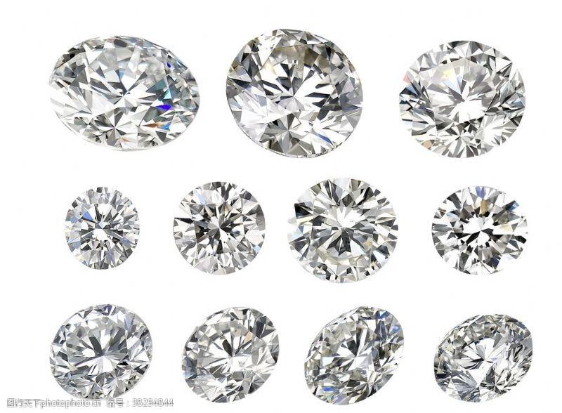 钻石展板钻石