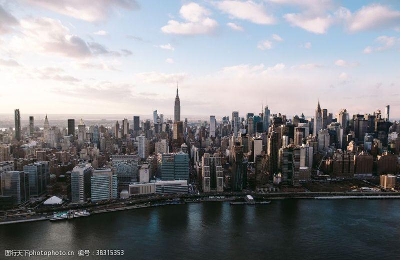 高楼大厦城市建筑