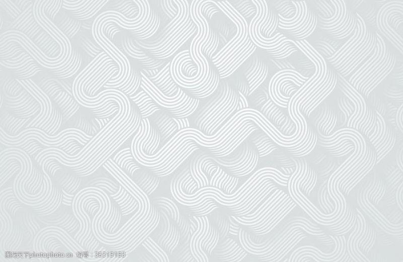 底纹边框抽象曲线背景