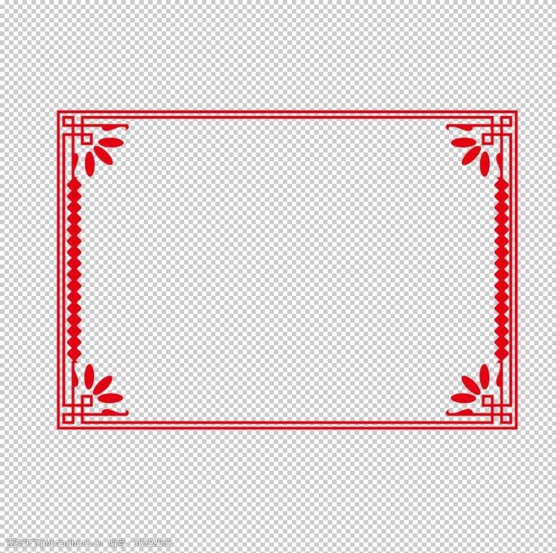 花纹背景中国风花纹