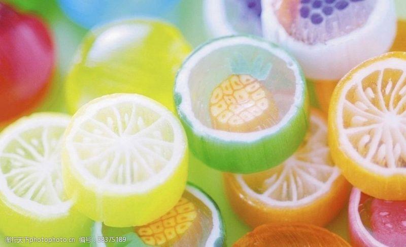 传统水果糖