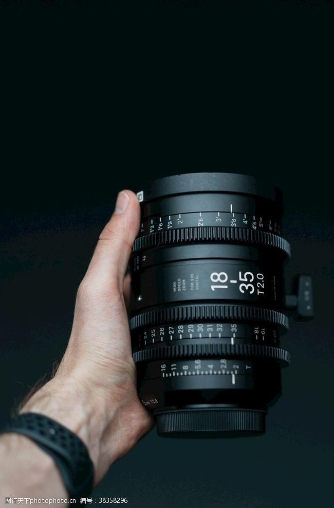 生活素材相机镜头