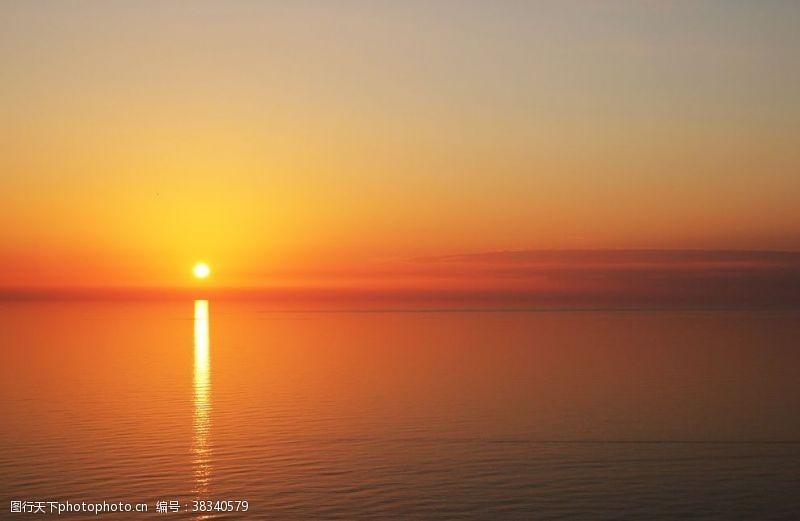 山川海水日出