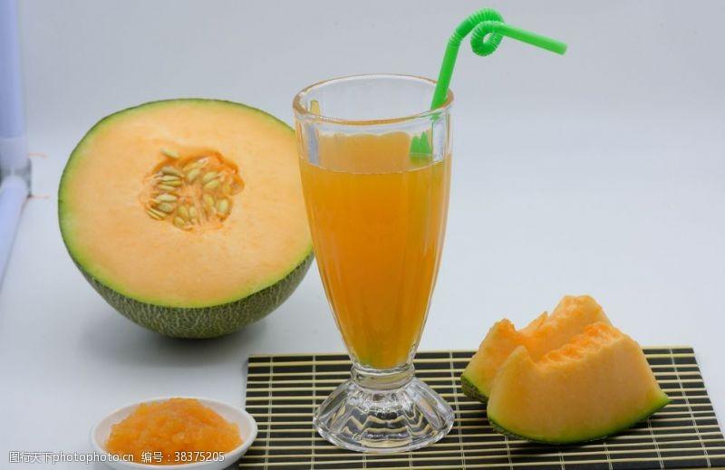 传统哈密瓜