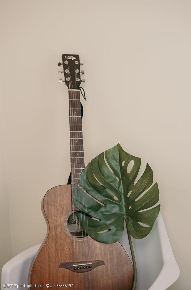 生活素材吉他产品图