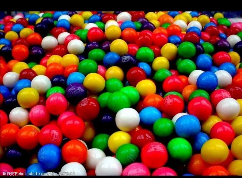 传统巧克力球球