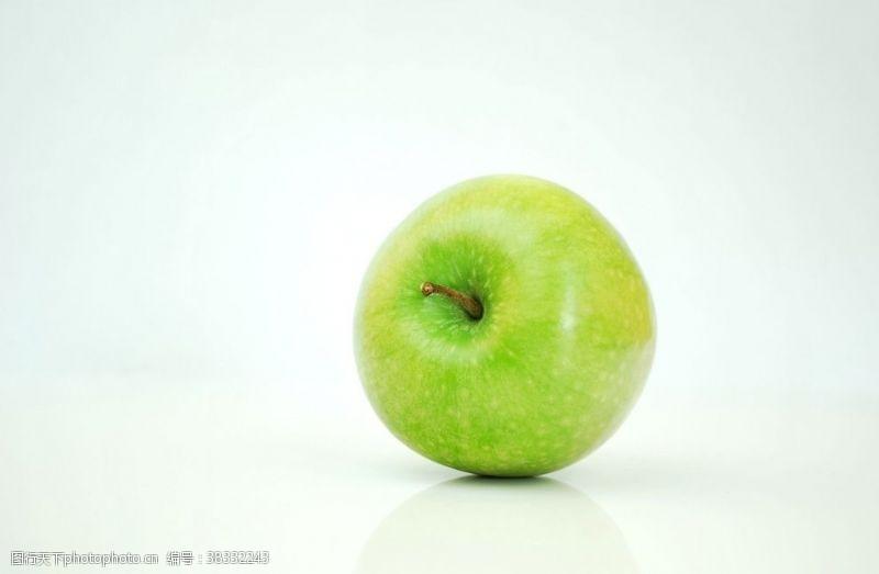 水果青苹果一枚