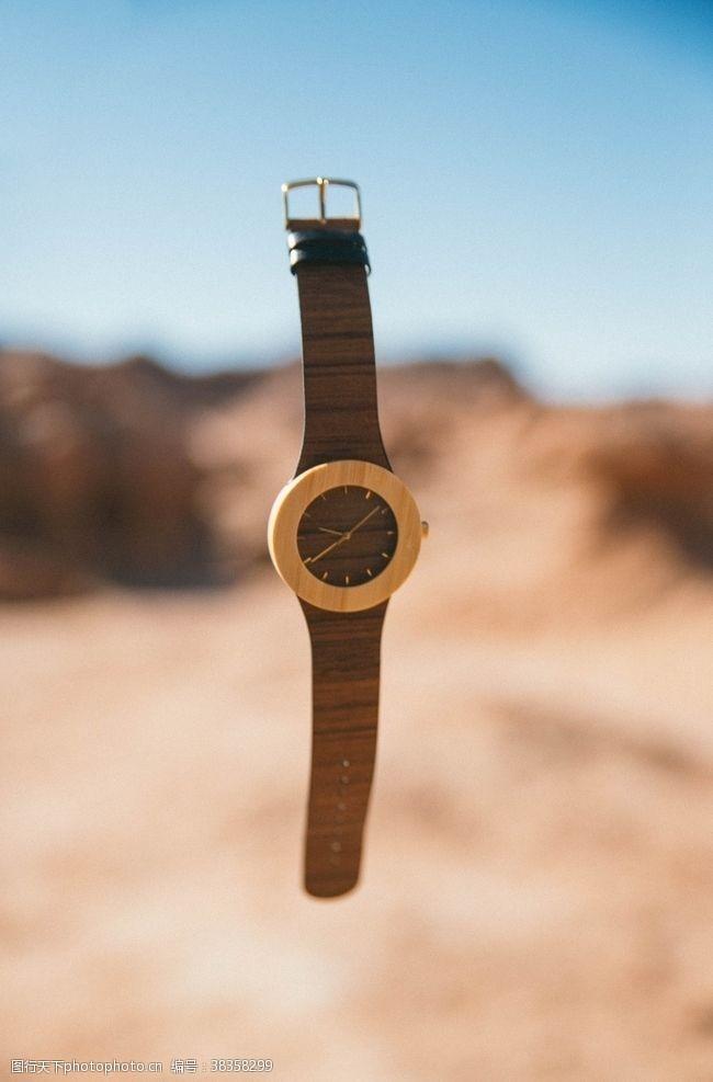 生活素材手表产品图