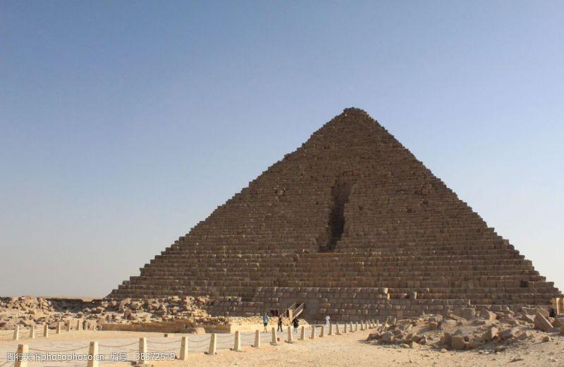 建筑金字塔