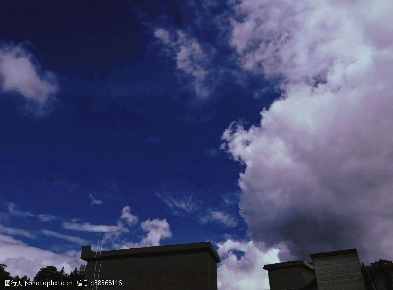 素材图片天空