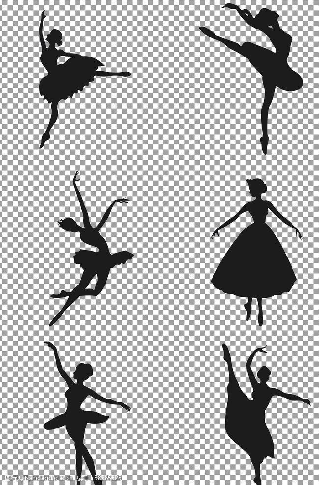元素跳舞女孩