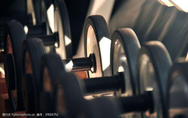 运动器材 哑铃图片