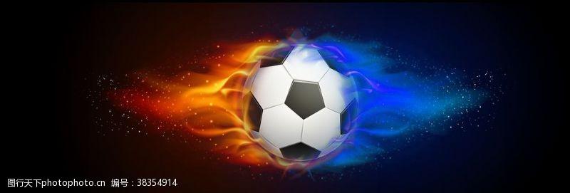 足球设计足球背景