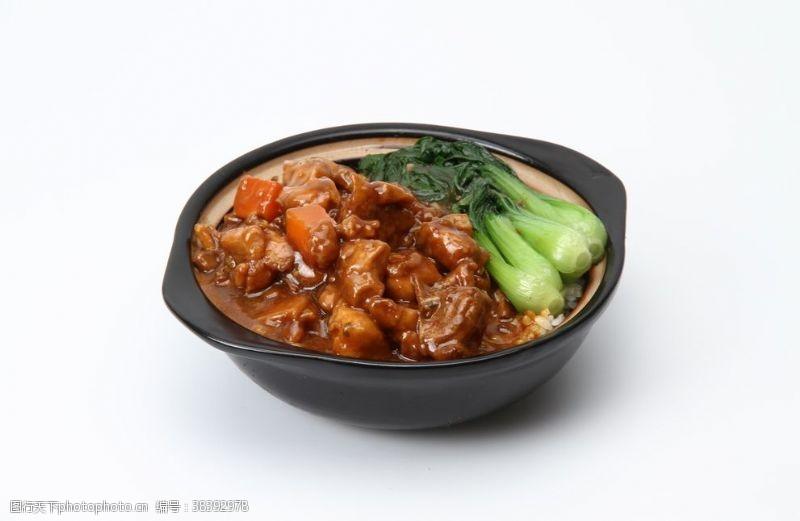 图片红烧牛肉饭