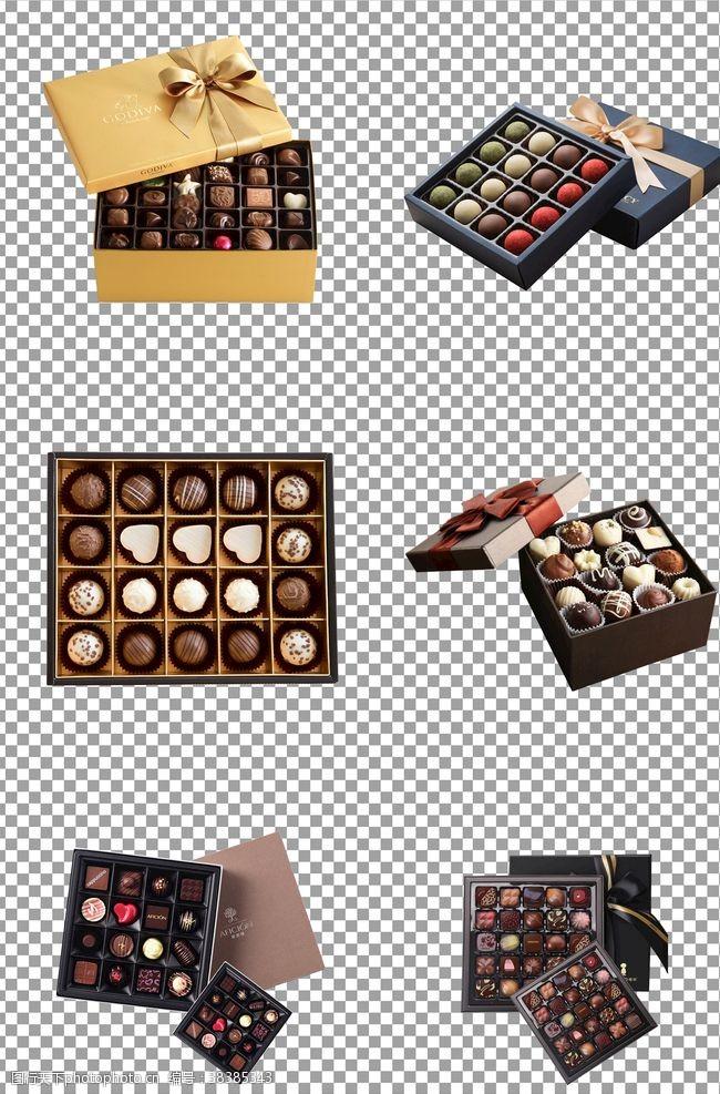 元素巧克力礼盒