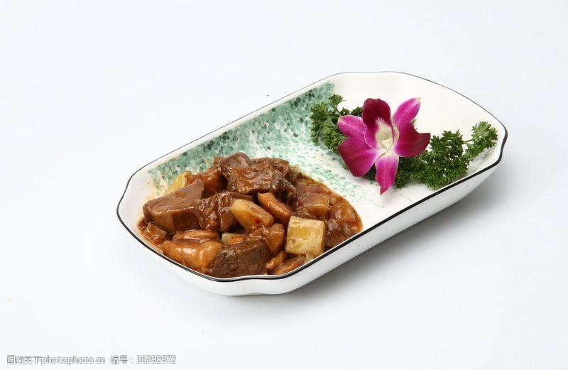 图片土豆牛肉