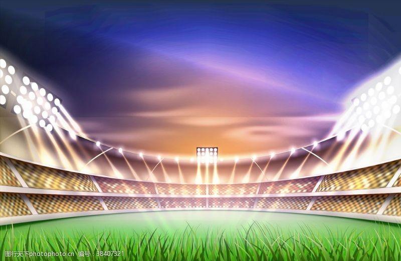 世界杯足球场体育馆