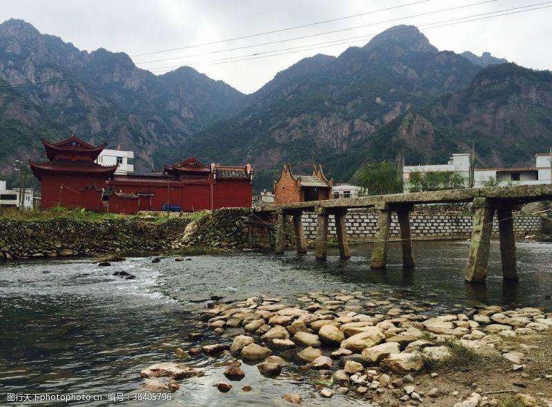 小溪美丽乡村