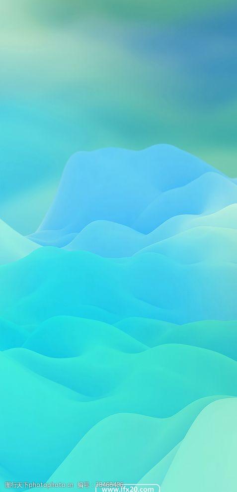 psd分層素材云層漸變底層背景紋理