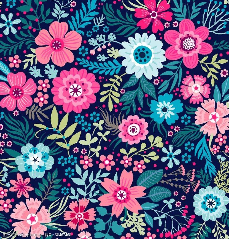 植物矢量花朵