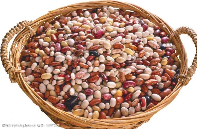 透明芸豆粒