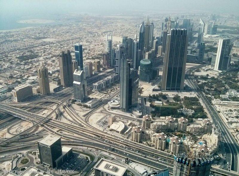 城市风光建筑