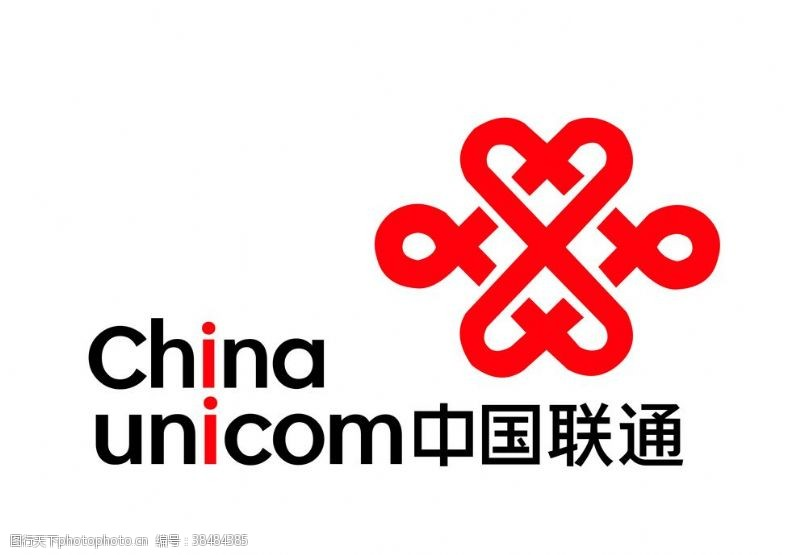 联通标志中国联通logo