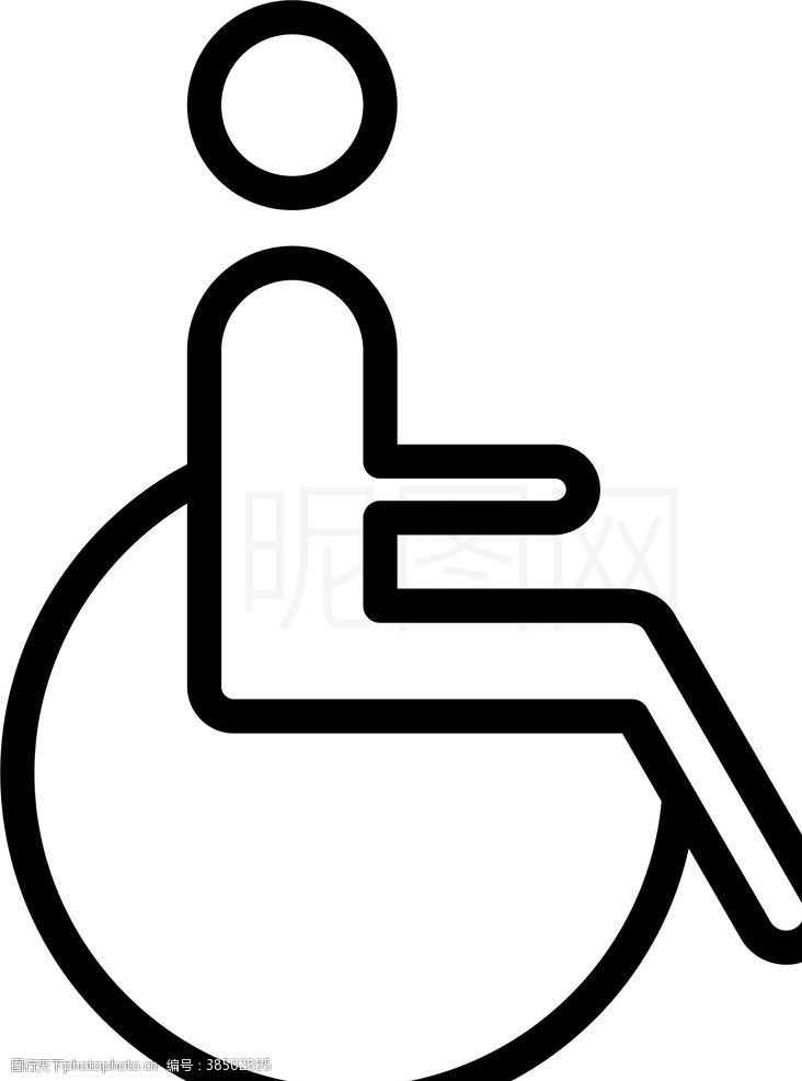 身体器官轮椅