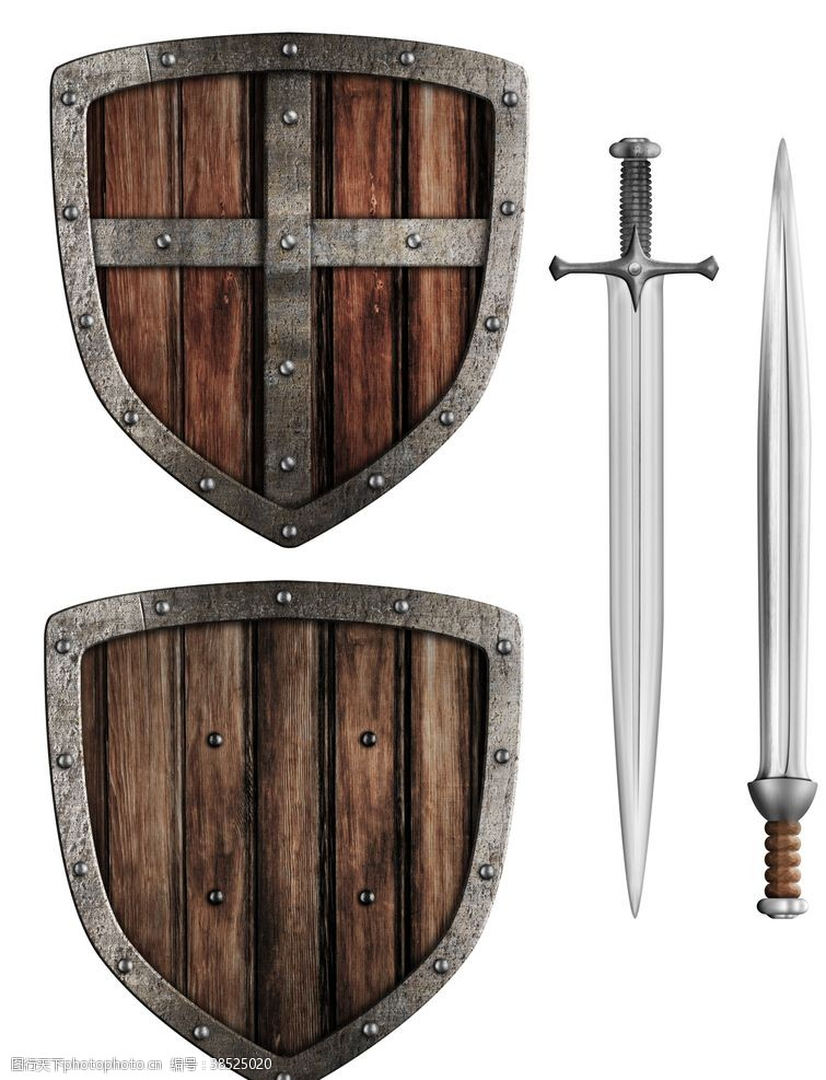 金属盾牌盾