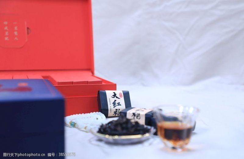 大红袍茶茶叶礼盒大红袍茶礼定制