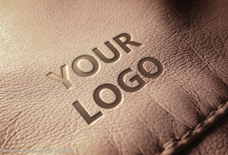 logo贴图样机logo贴图