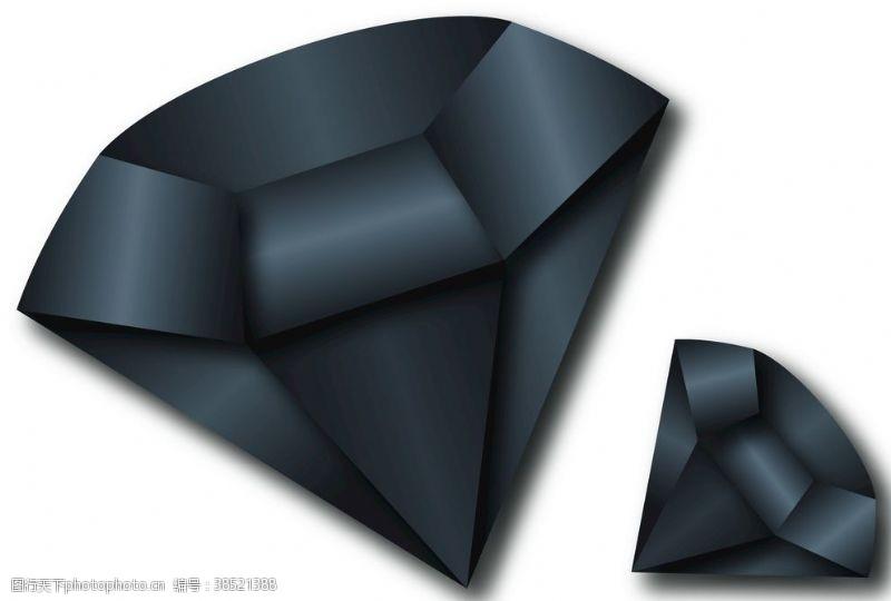 韧性钻石黑色