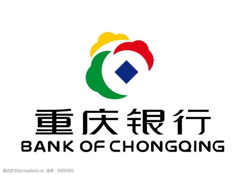 bank重庆银行标志LOGO
