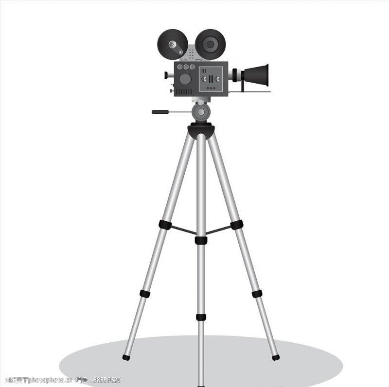 影视背景摄影机