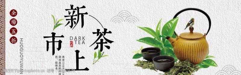 茶画册新茶上市