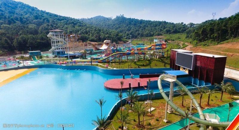 水世界 水上乐园图片