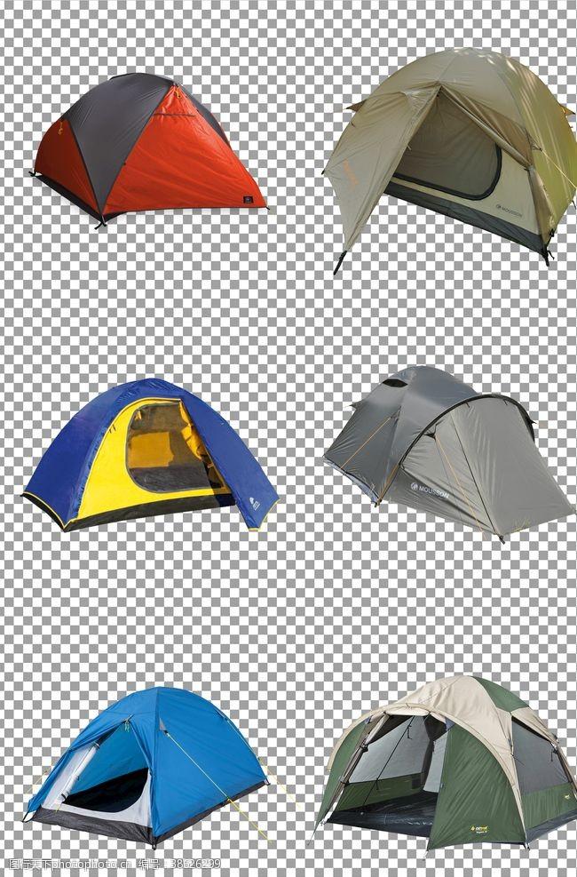 户外露营帐篷