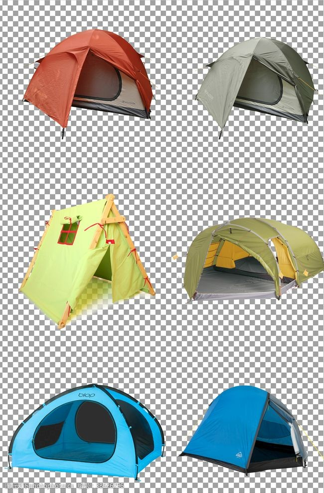 户外露营野营帐篷