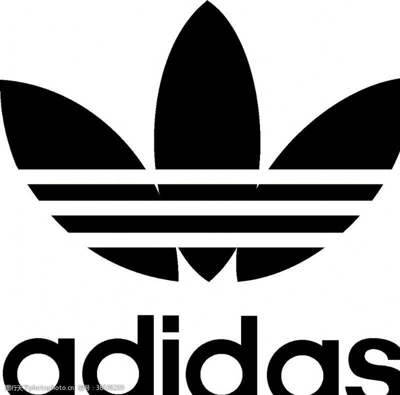 adidas阿迪logo