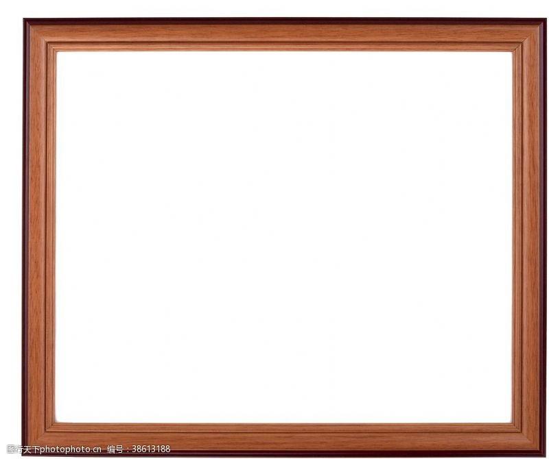 欧式画框木头相框