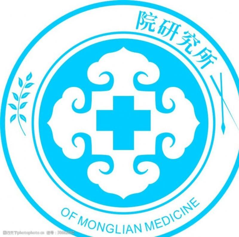 民族元素标识医院