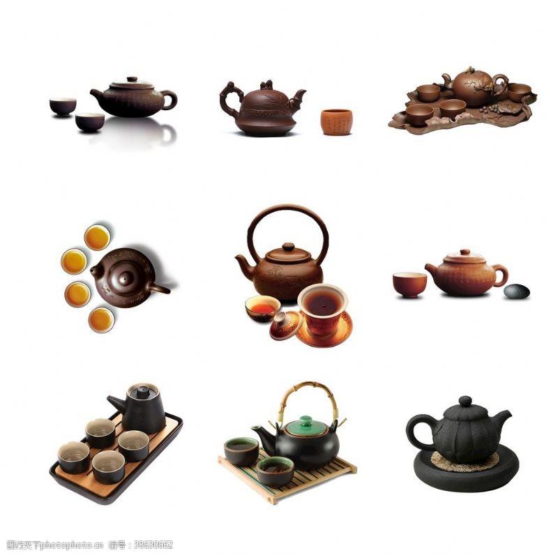 茶壶素材茶壶茶杯