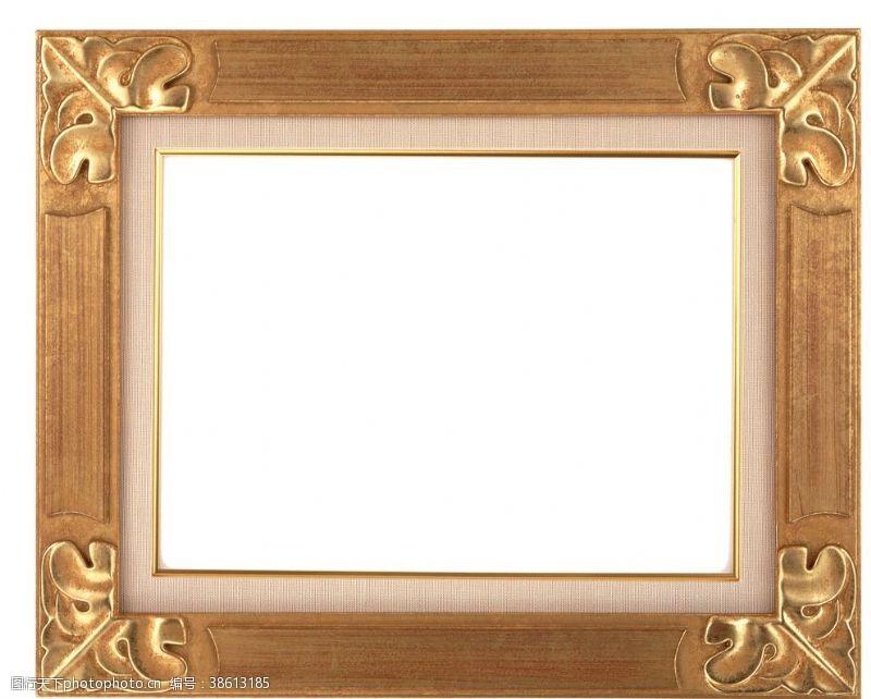 欧式画框木纹相框