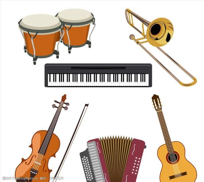 手风琴乐器收藏
