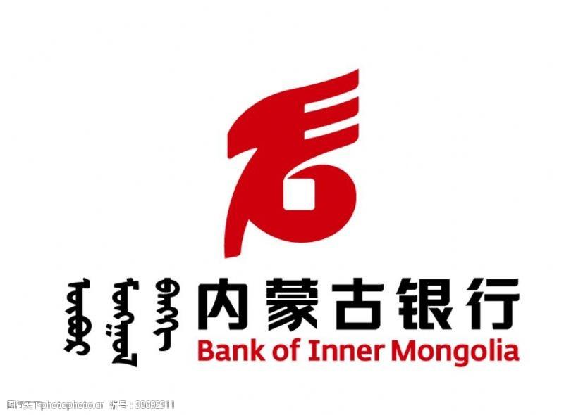 bank内蒙古银行标志LOGO