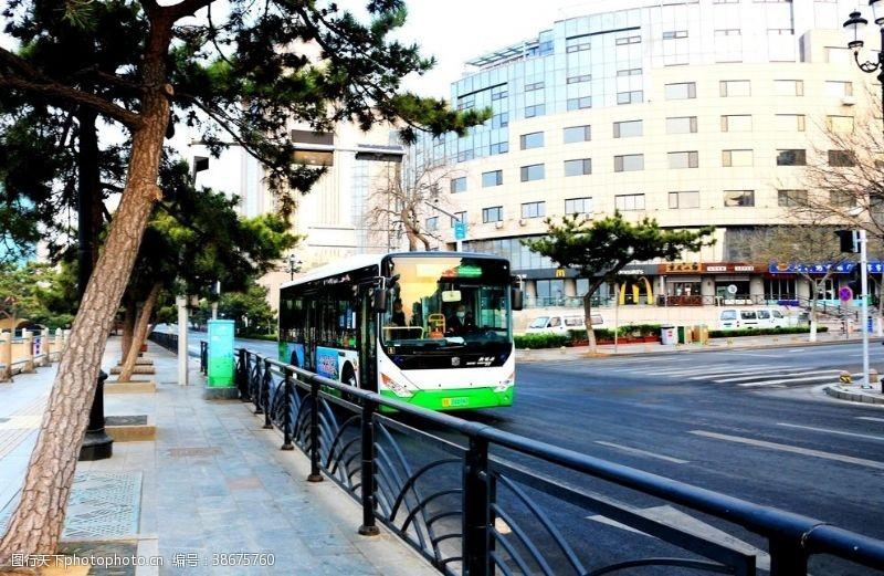 老市区青岛街景