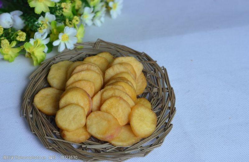 軟片紅薯片